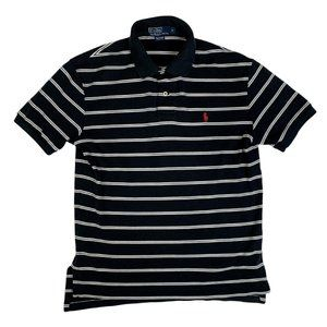 Polo Ralph Lauren Shirt Striped S/S Cotton Logo